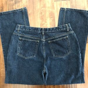 WOMENS 16 FADED GLORY blue DENIM JEANS pants